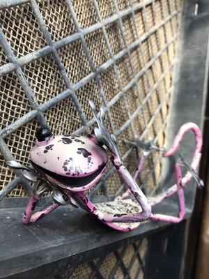 Regal Gecko Decor - Purple