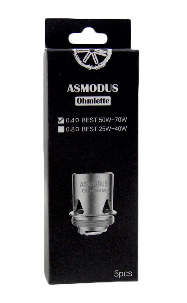 Asmodus Ohmlette Coil