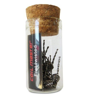 Coil Master Mix Twisted Coils Jar