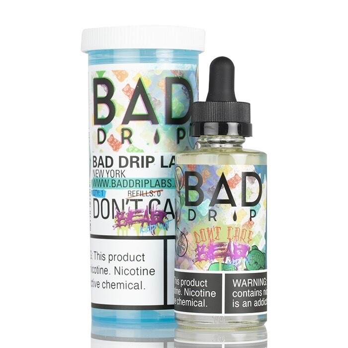 Bad Drip Don't Care Bear Iced 60ml