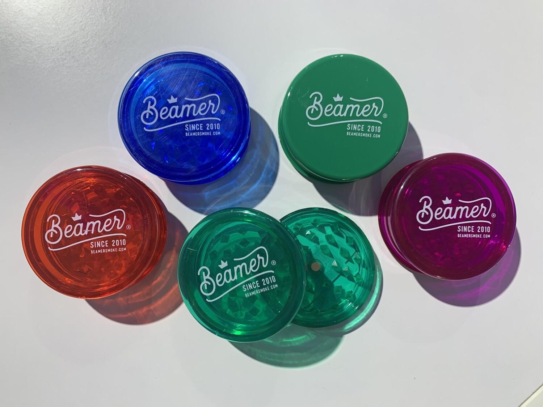 Beamer Acrylic 3 Piece Grinder