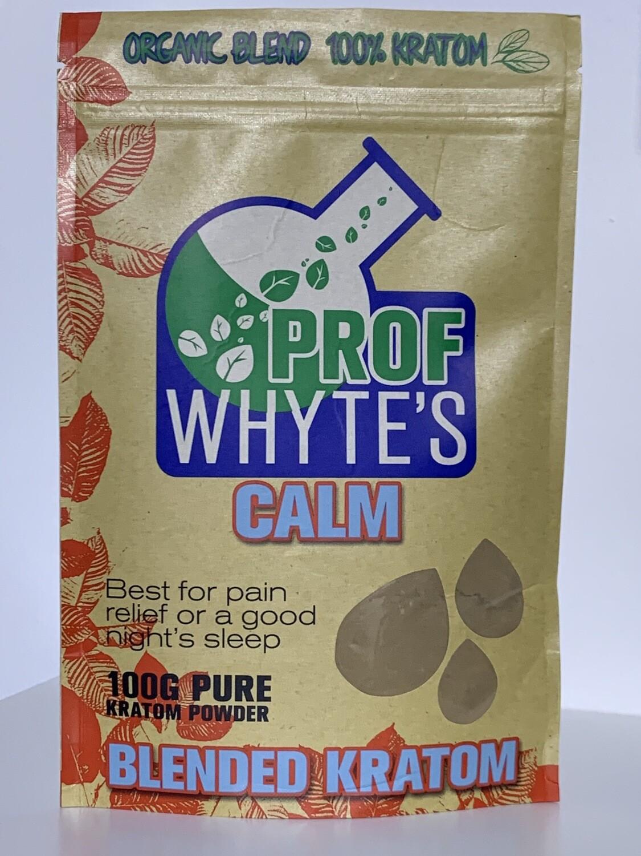 Prof Whytes Calm Kratom Powder
