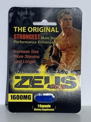 Zeus Pill Single