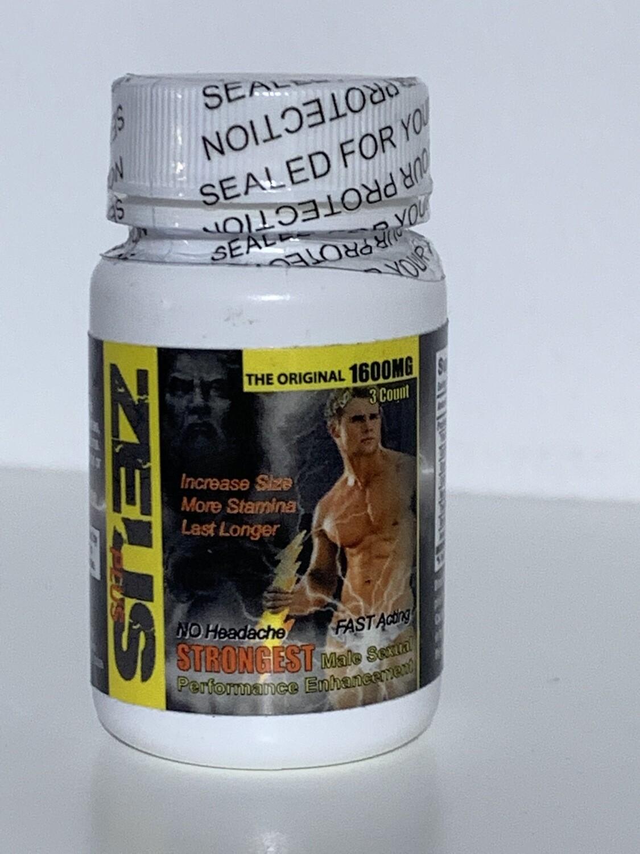 Zeus 3 Pill Bottle