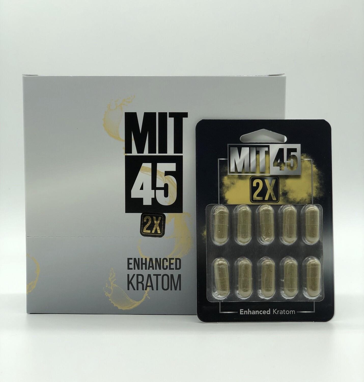 Miracle Leaf MIT 10ct Kratom Caps