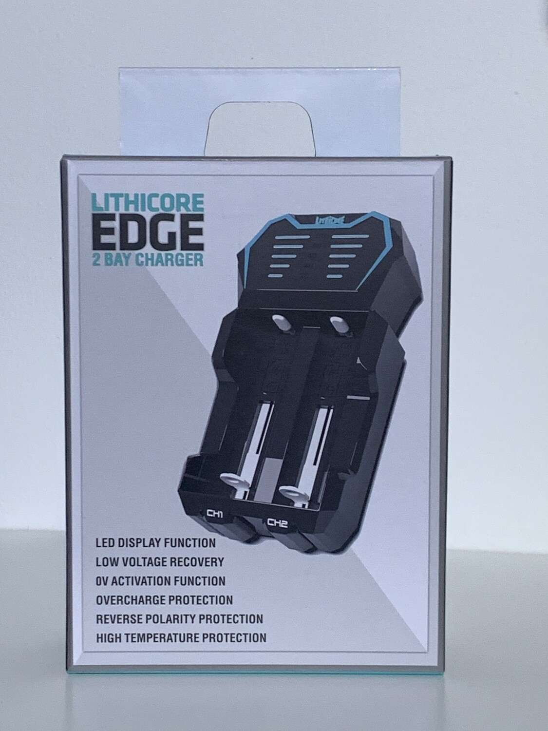 Lithicore Edge2 Bay Battery Charger
