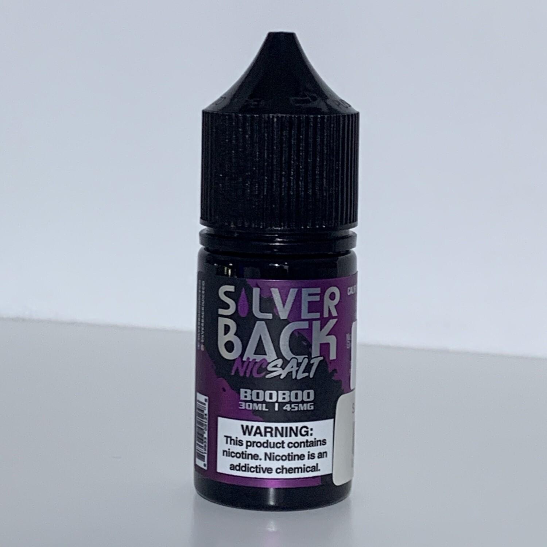 Silver Back Nic Salt BooBoo