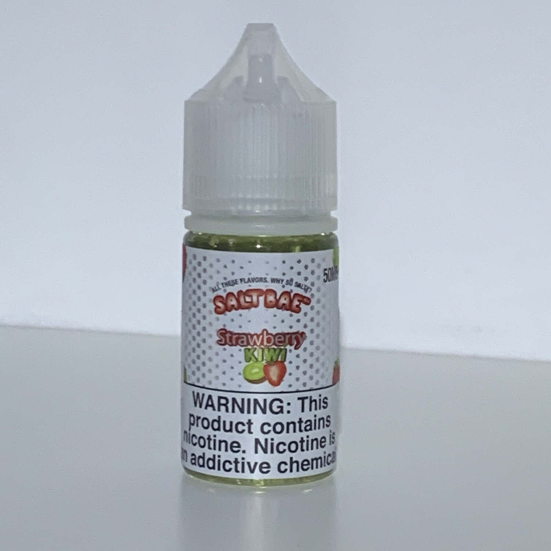 SaltBae Straw/Kiwi Salt Nic