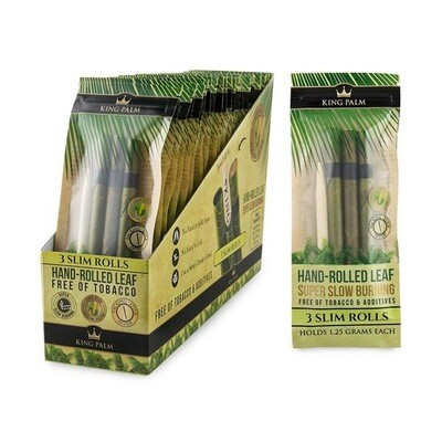 King Palm Slim Rolls 2pack