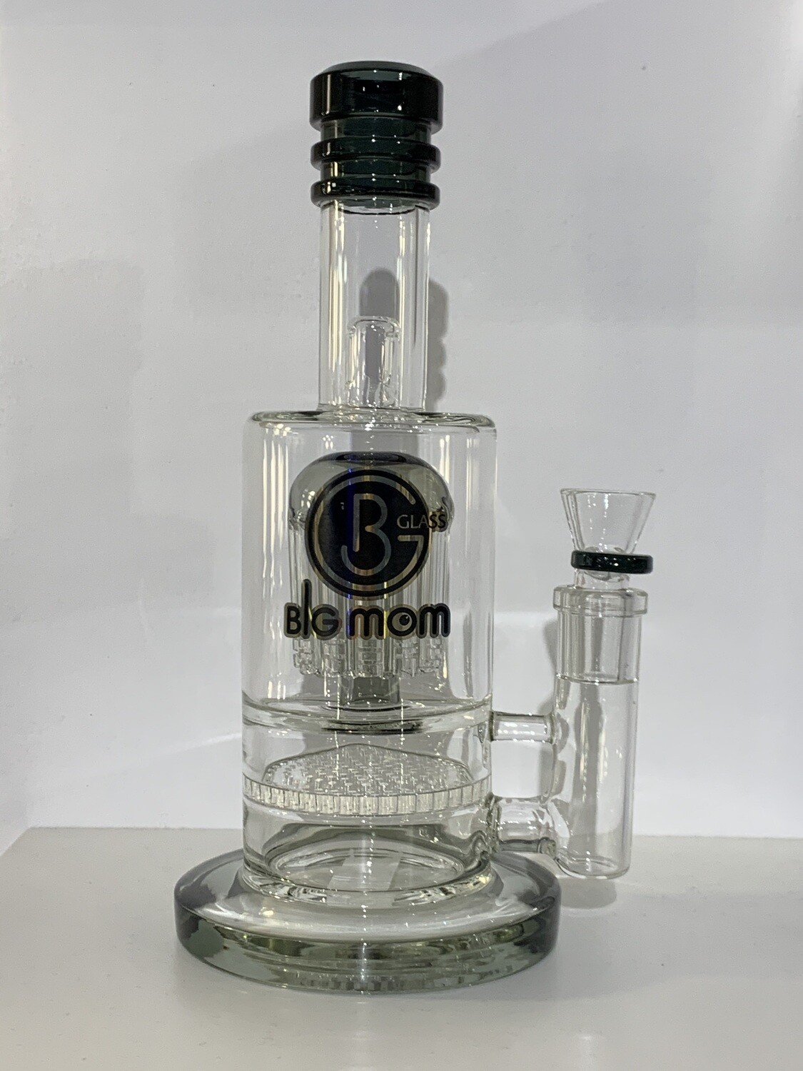 Lolkah Big Mom Glass With Honercomb And Tree Percs