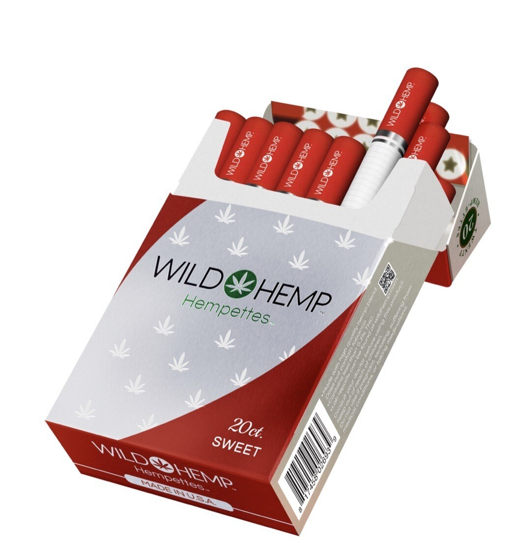 Wild Hemp 20ct Sweet