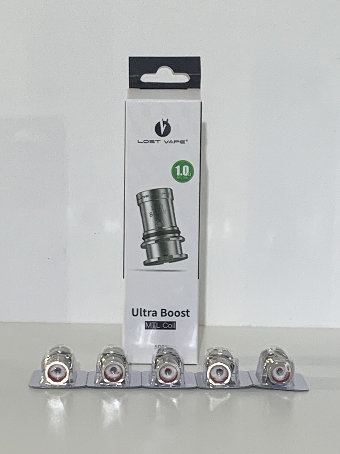 Lost Vape Ultra Boost Coils 1.0ohm