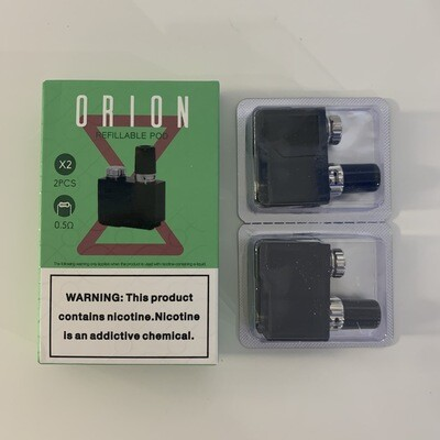 Lost Vape Orion Q DNA GO Pods 2Pack