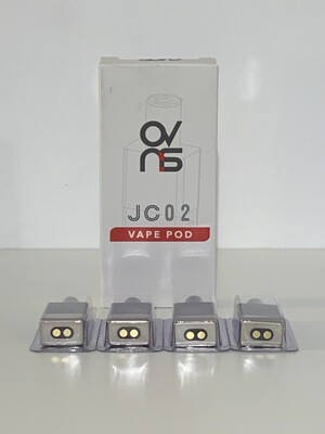 OVNS JC02 4pack Vape Pods