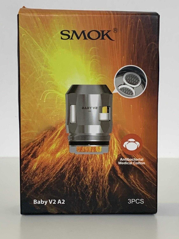 Smok TFV8 Baby V2 A2 Coils .2ohm