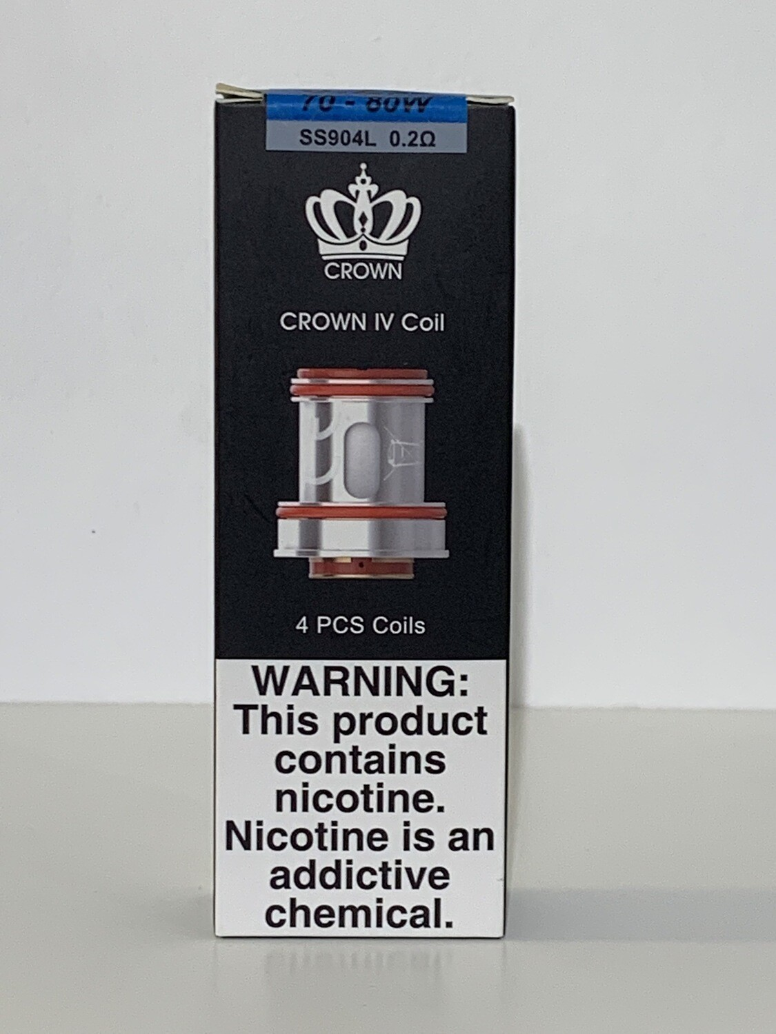 UWell Crown IV 0.2ohm Coil
