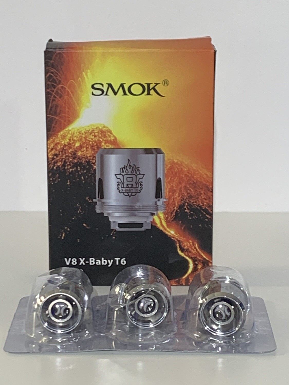 Smok TFV8 X-Baby Beast Brother Coils V8X-T6