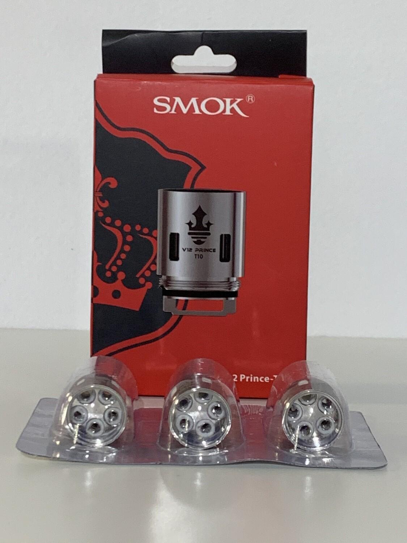 Smok TFV12 Prince T10 Coils