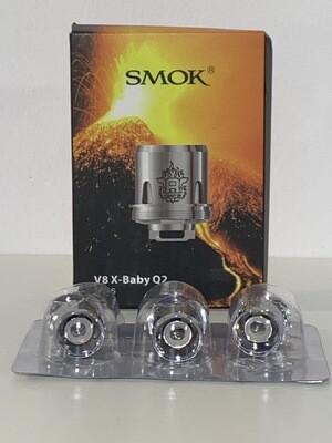 Smok TFV8 XBaby Q2-0.4 Ohm Coils