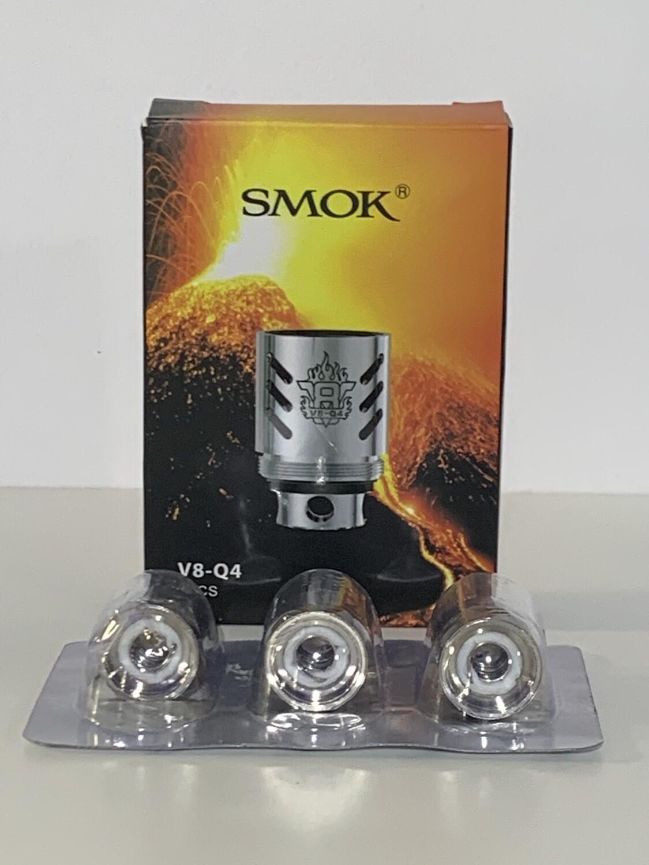 Smok TFV8 Cloud Beast V8-Q4 Coils