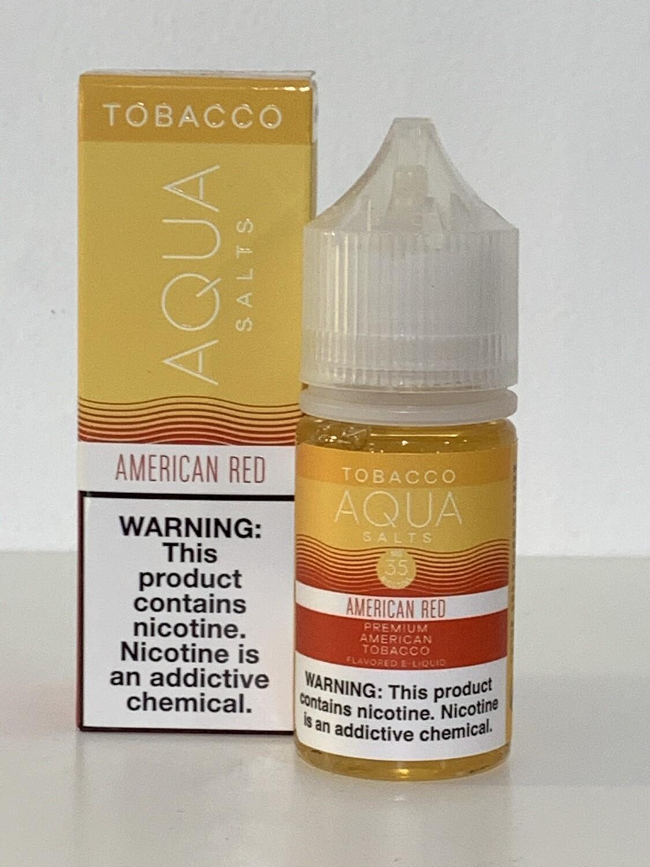 Aqua Salts American Red