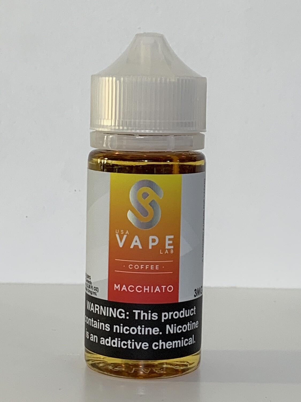 USA VapeLab Macchiato 100ml