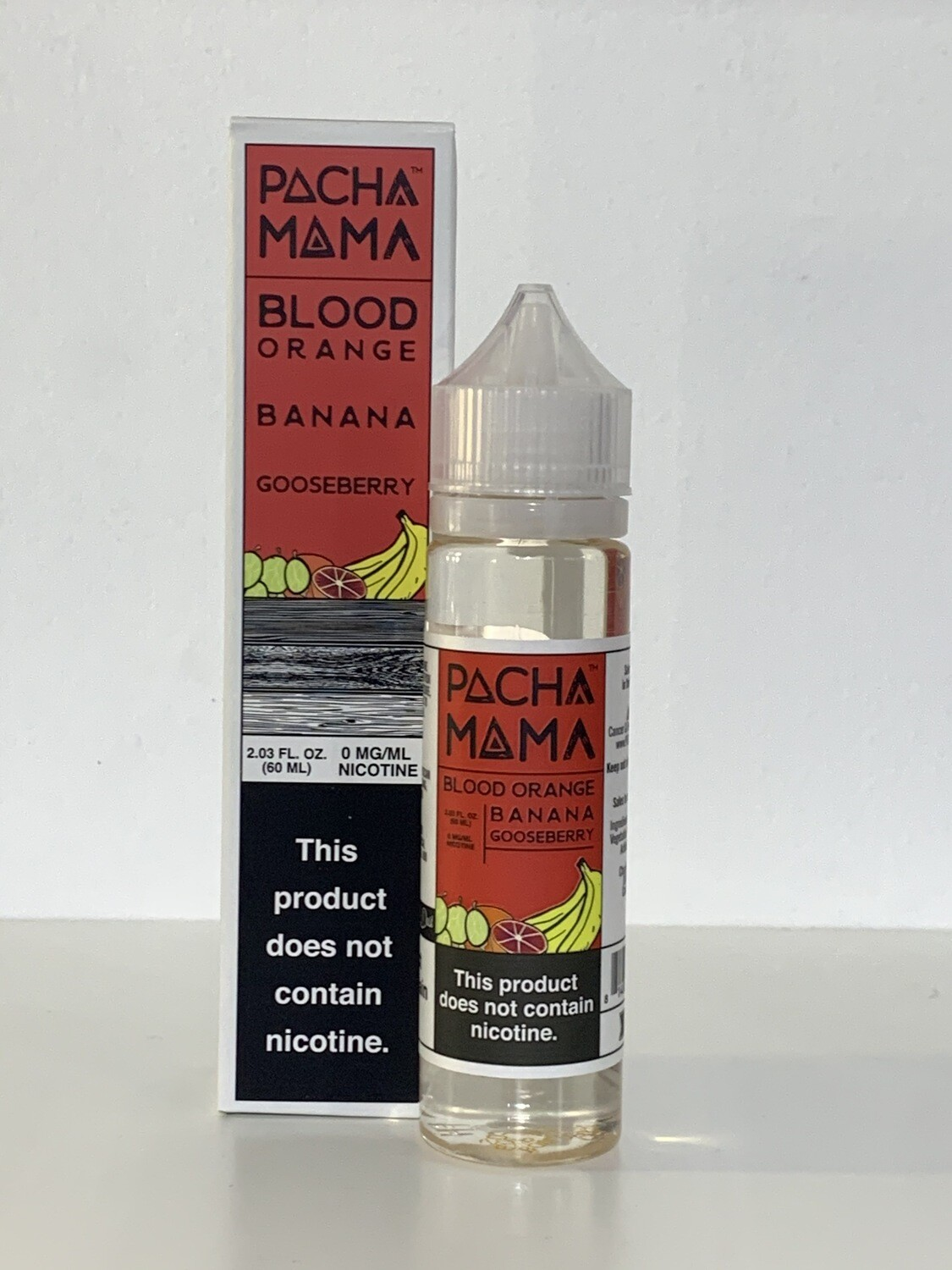 Pachamama Blood Orange 60ml