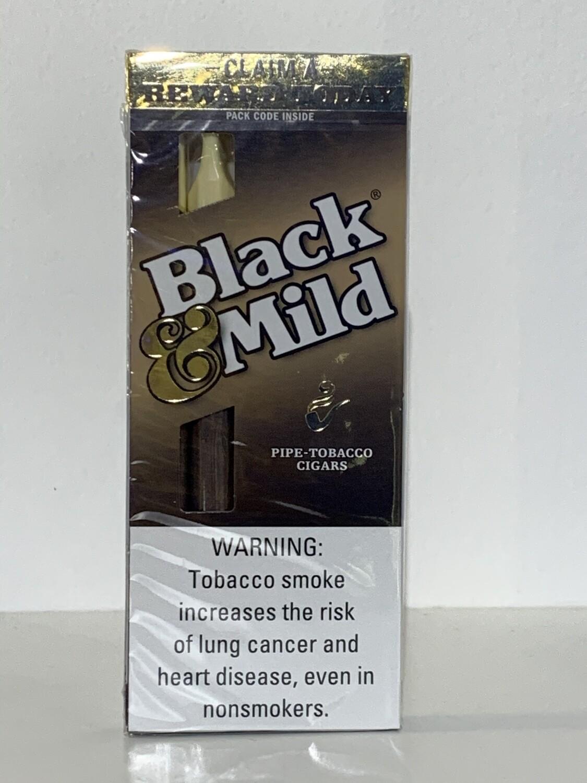 Black & Mild 5pack