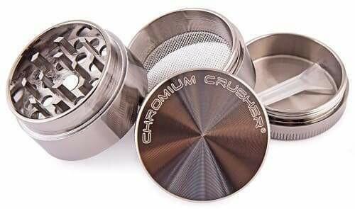Chromium Crusher 4part Grinder 1.6 Inch