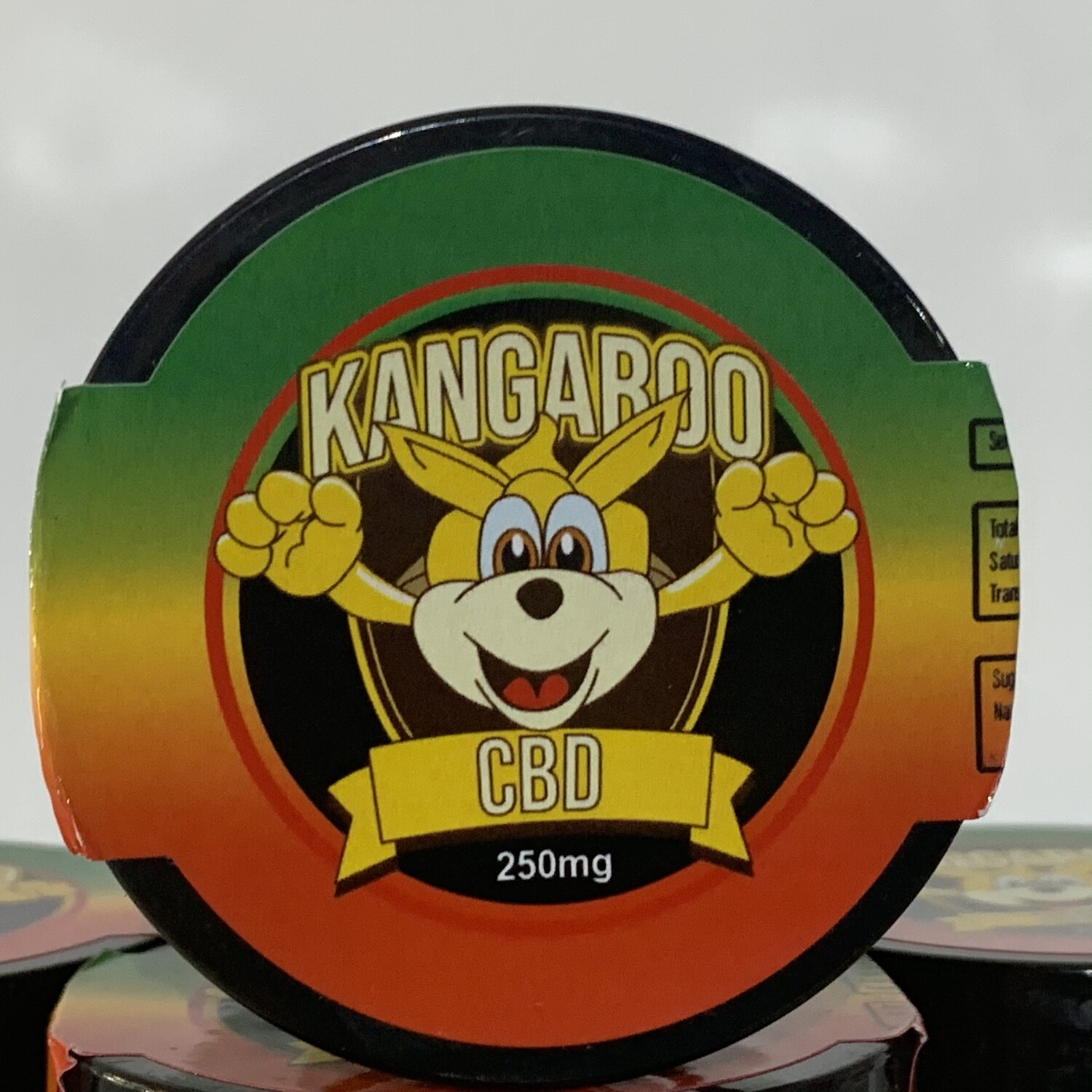 Kangaroo CBD 250mg Gummies