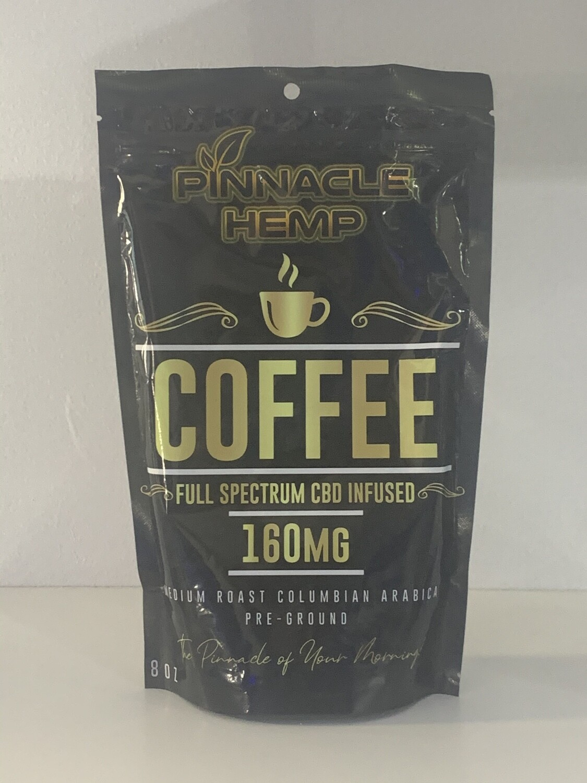Pinnacle 160mg Cbd Infused Coffee