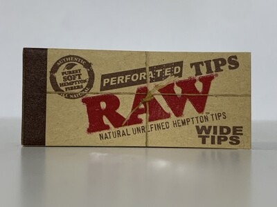 Raw  Tips 50Pack