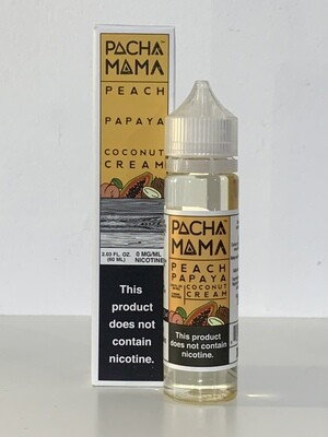 Pachamama Peach 60ml