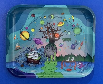 Ooze Tree Of Life Large Rolling Tray