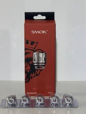 Smok V8 Baby Q4 0.4 Ohms Coils
