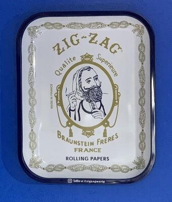 Zig Zag Rolling Tray Large