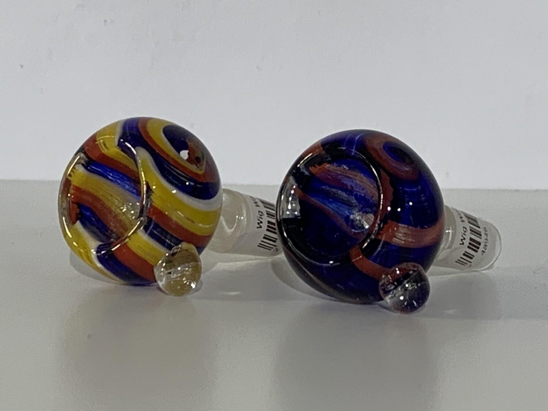 14mm Glass Male Slide Bowl