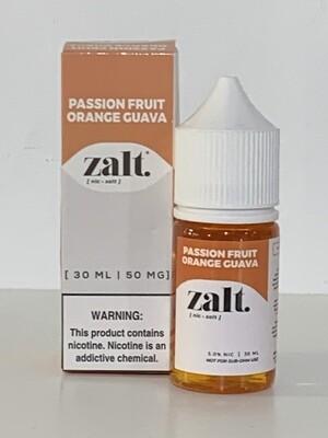 Zalt 50mg Pass/Org/Guava 30ml