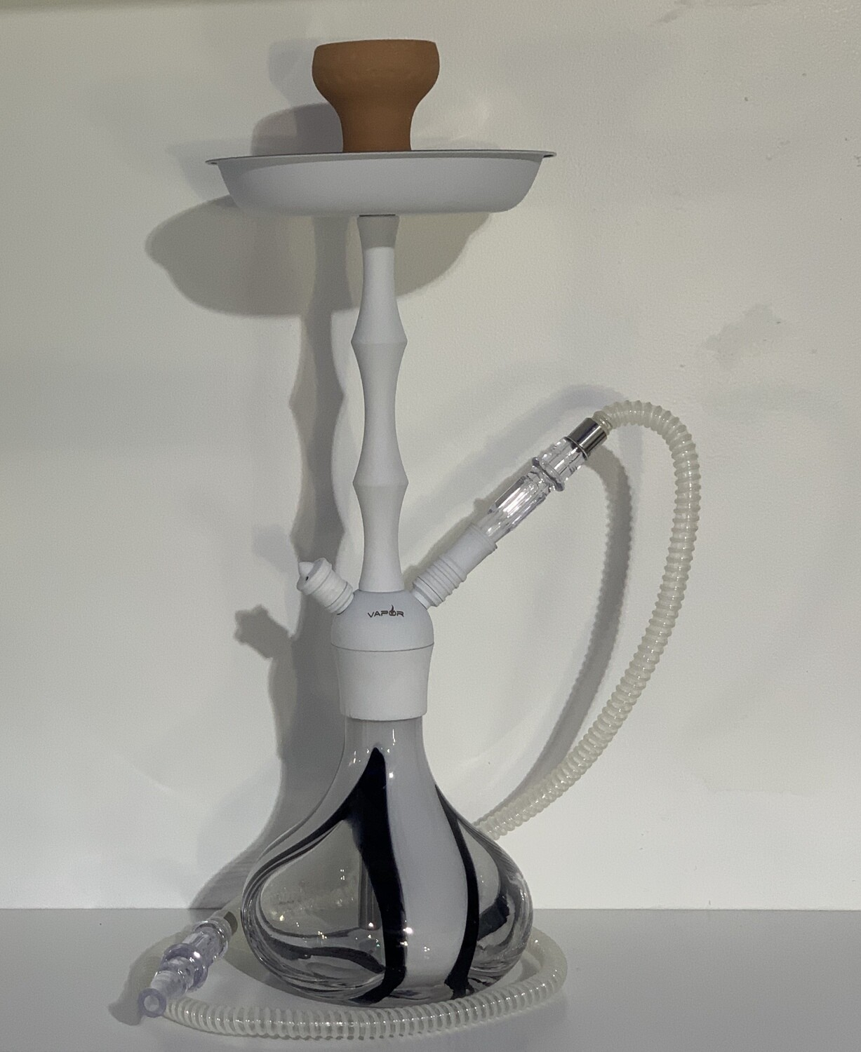 "Vapor Hookah Keva 21"" Single Hose"