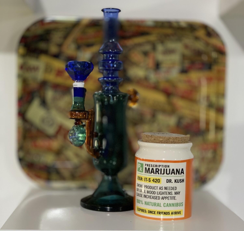 Stash It Jar Prescription
