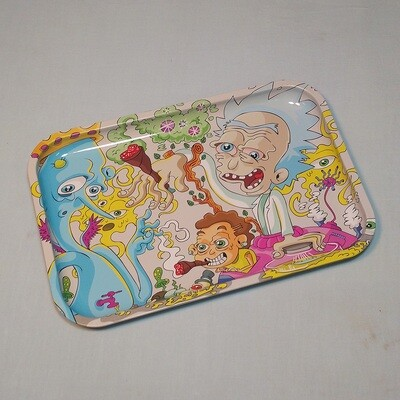 Get Swifty Tin Rolling Tray