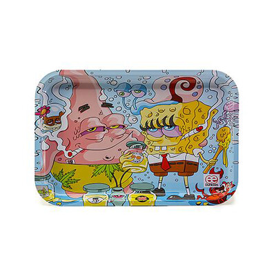 Dunkees Wax Dreams Tin Rolling Tray