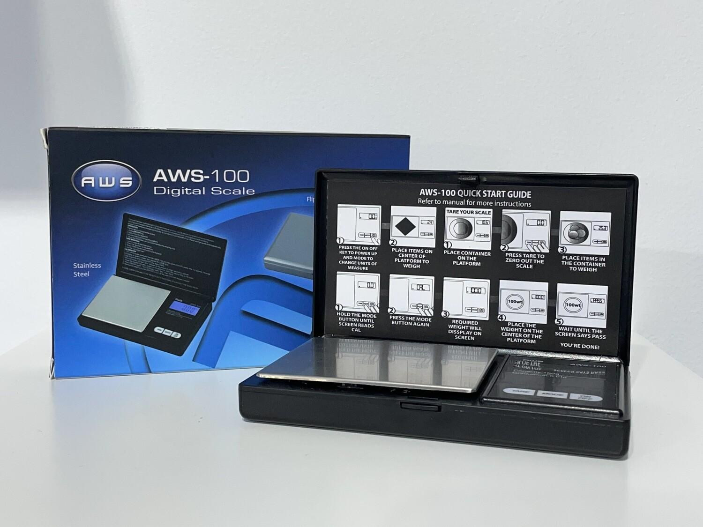 American Weigh Digital Scale AWS Max 600 X 0.01
