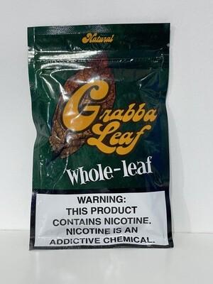 Grabba Leaf  Whole-leaf Natural