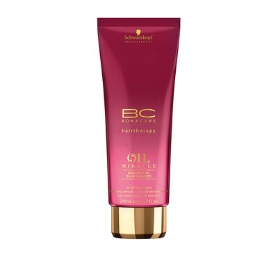BC Oil Miracle Brazilnut Shampoo