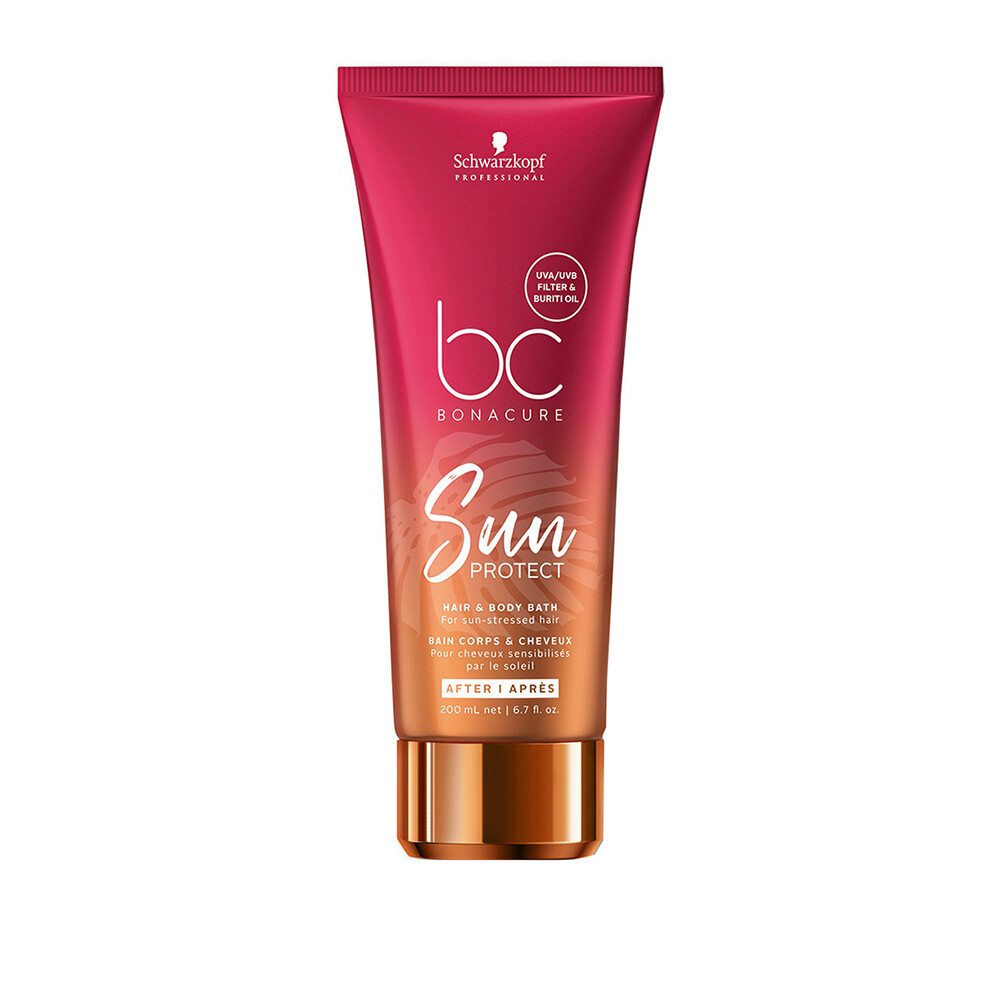 BC Sun Protect Hair & Body Bath