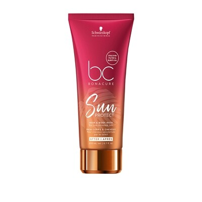 BC Sun Protect Hair & Body Bath