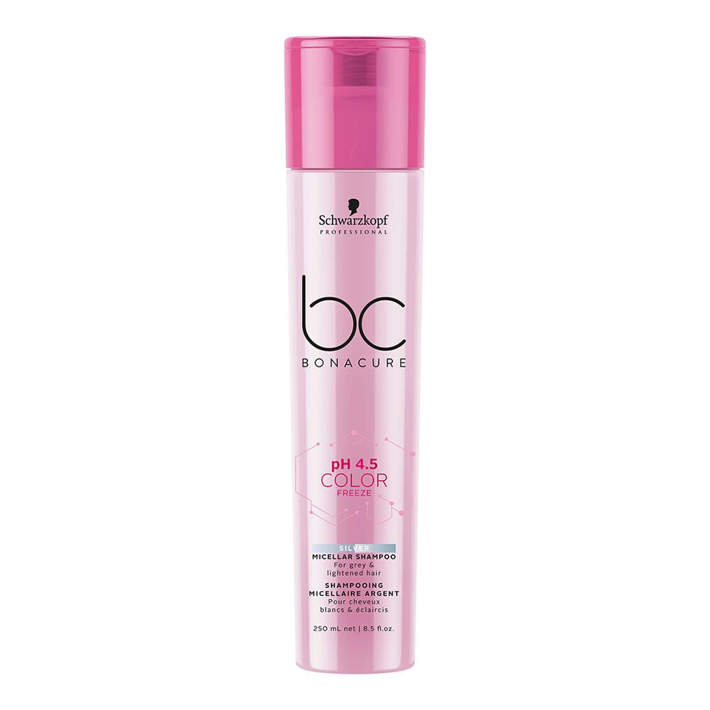 BC pH 4.5 Color Freeze Silver Micellar Shampoo