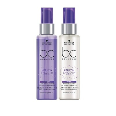 BC Keratin Smooth Perfect Duo Layering