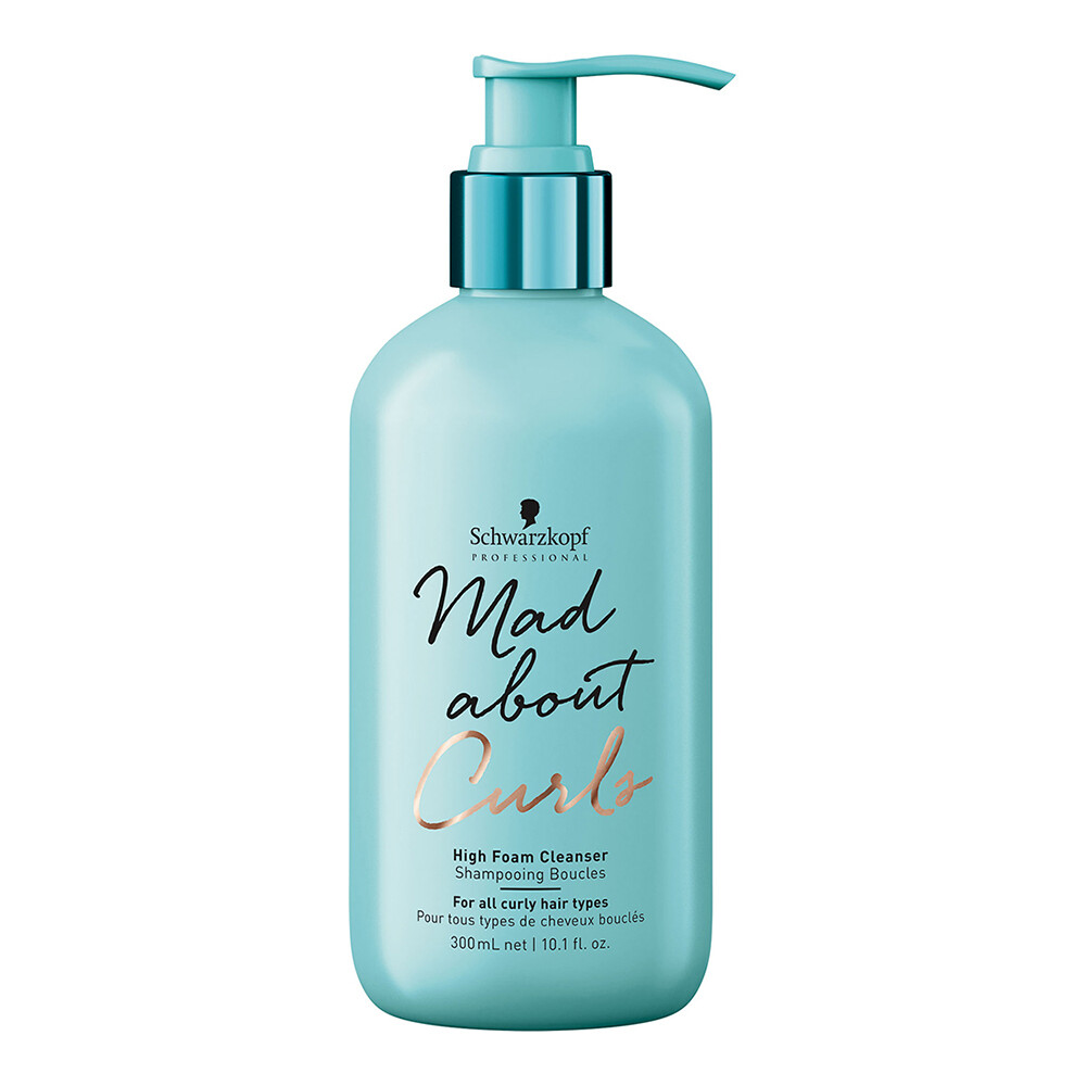 Mad About Curls High Foam Cleanser